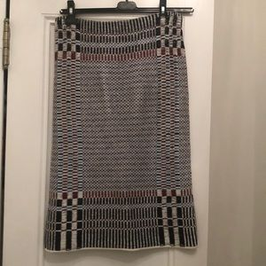 Tory Burch knit skirt
